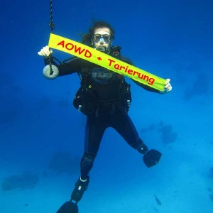 PADI Advanced Open Water Diver + Tarierung in Perfektion