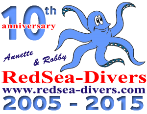 10th-anniversary Redsea-Divers
